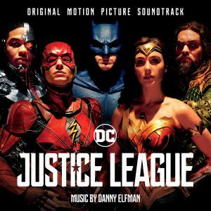 Justice League Original Motion Picture Soundtrack, The. Лицевая сторона . Click to zoom.