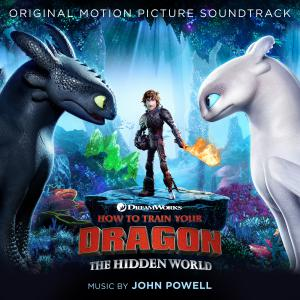 How to Train Your Dragon: The Hidden World Original Motion Picture Soundtrack. Front. Click to zoom.