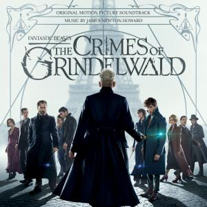 Fantastic Beasts: The Crimes of Grindelwald Original Motion Picture Soundtrack. Лицевая сторона . Click to zoom.