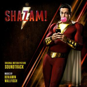 Shazam! Original Motion Picture Soundtrack. Лицевая сторона. Click to zoom.