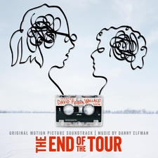 End of the Tour Original Motion Picture Soundtrack, The. Передняя обложка. Click to zoom.