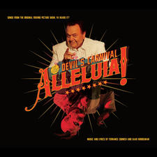 Alleluia! The Devil's Carnival Original Motion Picture Soundtrack. Передняя обложка. Click to zoom.