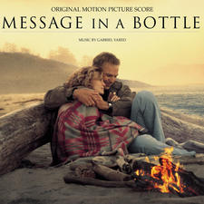 Message in a Bottle Original Motion Picture Score. Передняя обложка. Click to zoom.