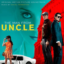 Man from U.N.C.L.E. Original Motion Picture Soundtrack, The. Передняя обложка. Click to zoom.