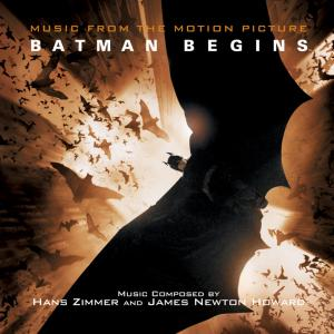 Batman Begins Music from the Motion Picture. Front. Click to zoom.