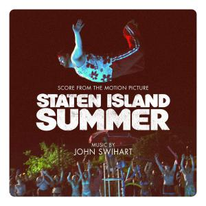 Staten Island Summer Score from the Motion Picture. Лицевая сторона. Click to zoom.