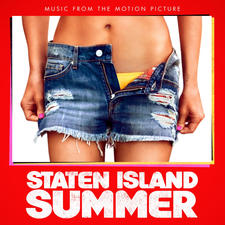 Staten Island Summer Music from the Motion Picture. Передняя обложка. Click to zoom.