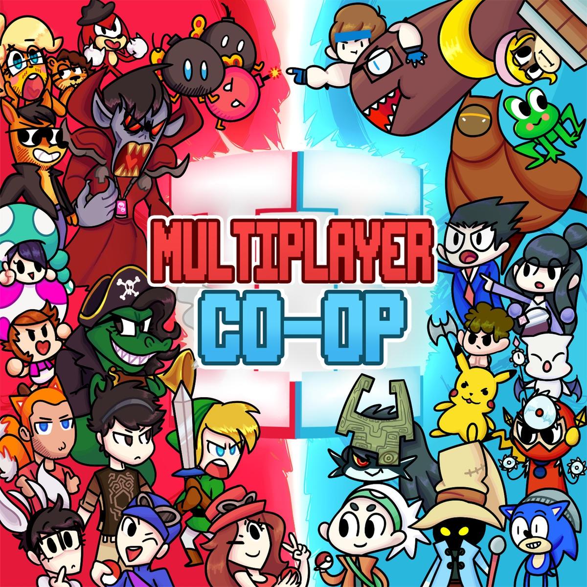 Co Op: Multiplayer II: Co-Op. Soundtrack From Multiplayer II: Co-Op