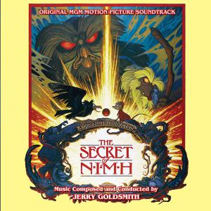 Secret of NIMH Original MGM Motion Picture Soundtrack, The. Лицевая сторона. Click to zoom.