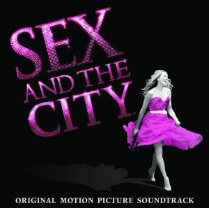 Sex and the City Original Motion Picture Soundtrack. Front. Click to zoom.