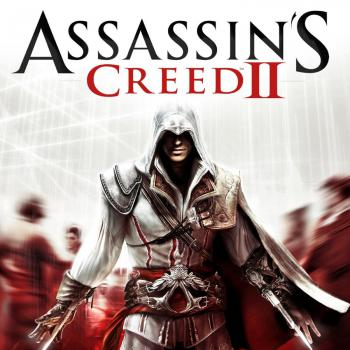 Assassin's Creed II. Front. Click to zoom.