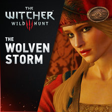 Wolven Storm French - Single. Передняя обложка. Click to zoom.