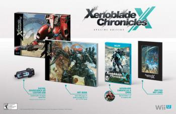 Xenoblade Chronicles X Soundtrack Selection. Advertisement. Click to zoom.