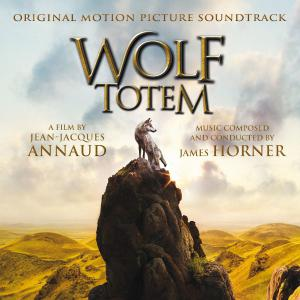 Wolf Totem Original Motion Picture Soundtrack. Лицевая сторона . Click to zoom.