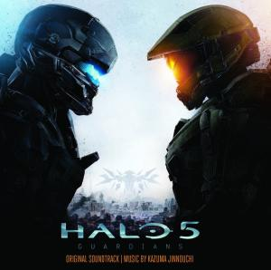 Halo 5: Guardians Original Soundtrack. Лицевая сторона. Click to zoom.