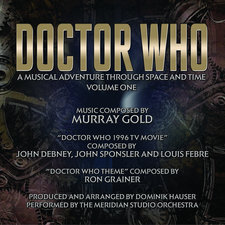 Doctor Who: A Musical Adventure Through Time and Space 1996-2014. Передняя обложка. Click to zoom.