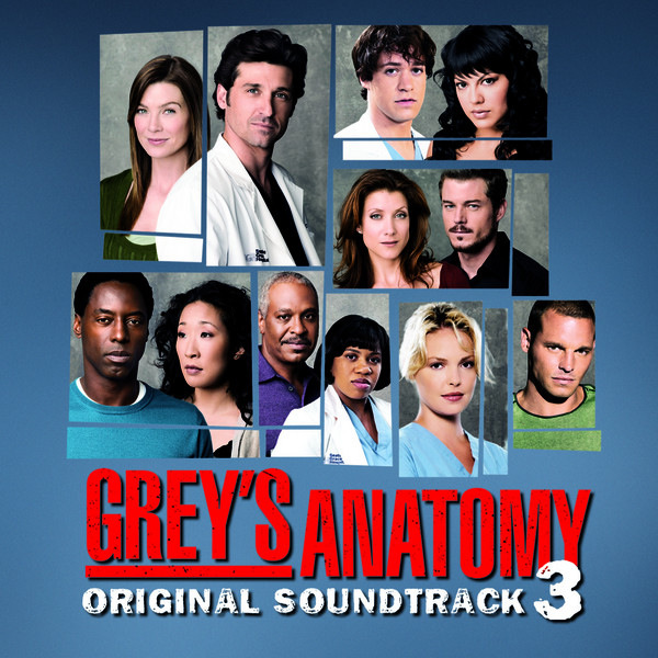 Grey's Anatomy, Vol. 3 Original Soundtrack