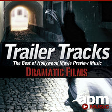 Trailer Tracks: Best of Hollywood Movie Preview Music Dramatic Films. Передняя обложка. Click to zoom.