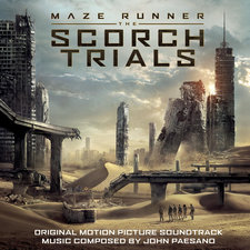 Maze Runner - The Scorch Trials Original Motion Picture Soundtrack. Передняя обложка. Click to zoom.
