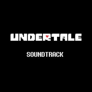 UNDERTALE Soundtrack. Лицевая сторона . Click to zoom.