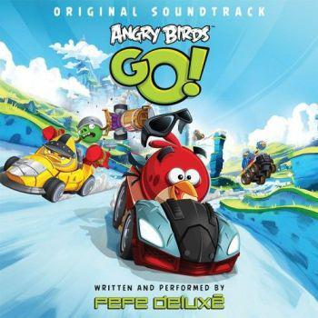 Angry Birds Go!. Front (small). Click to zoom.