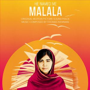 He Named Me Malala Original Motion Picture Soundtrack. Лицевая сторона. Click to zoom.