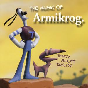 Armikrog Official Soundtrack. Лицевая сторона . Click to zoom.