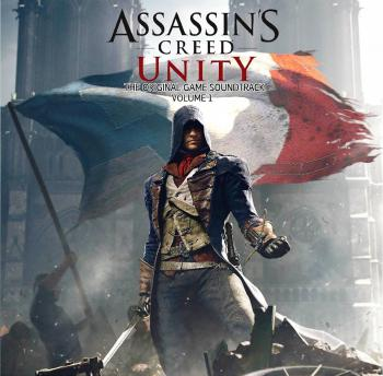 Assassin's Creed Unity The Original Game Soundtrack Volume 1. Front. Click to zoom.