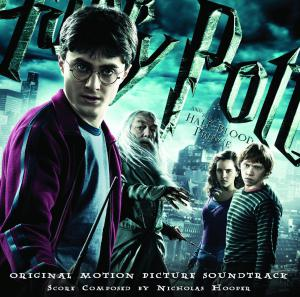 Harry Potter and the Half-Blood Prince Original Motion Picture Soundtrack. Лицевая сторона . Click to zoom.