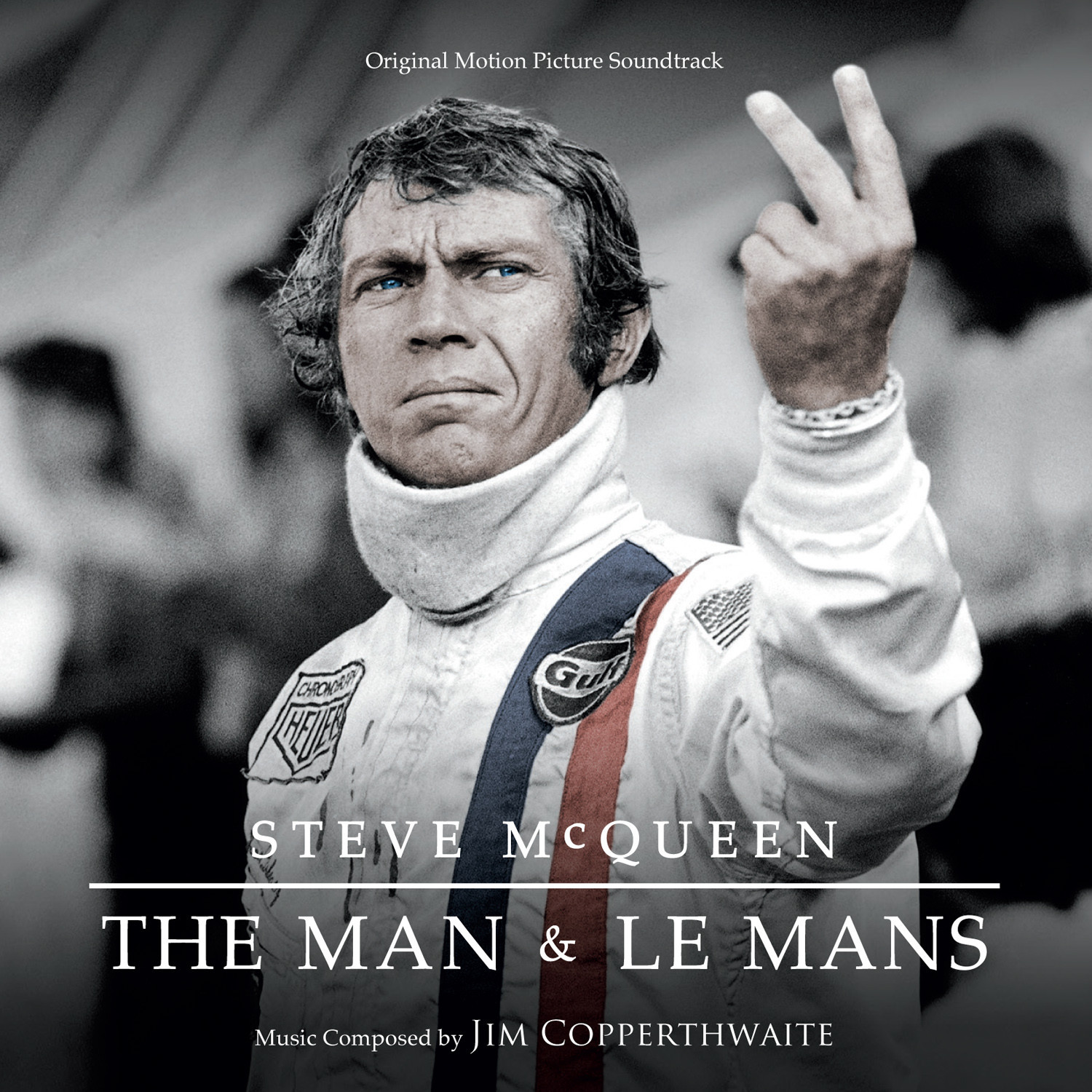 steve mcqueen the man le mans original motion picture. Black Bedroom Furniture Sets. Home Design Ideas