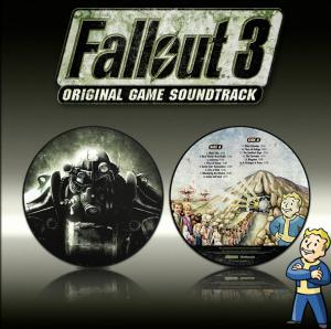 Fallout 3 Original Game Soundtrack. Лицевая сторона . Click to zoom.