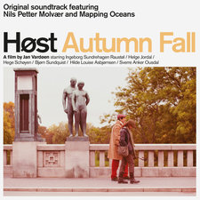 Høst Autumn Fall Original Soundtrack featuring Nils Petter Molvær and Mapping Oceans. Передняя обложка. Click to zoom.