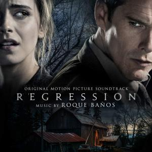Regression Original Motion Picture Soundtrack. Лицевая сторона. Click to zoom.