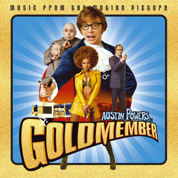 Hey goldmember lyrics
