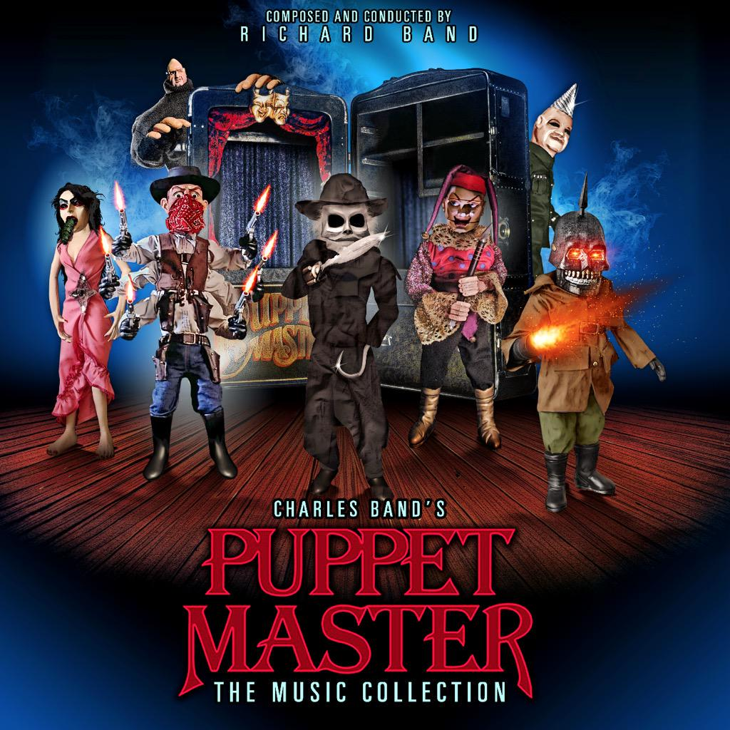 Puppet Master Music Collection