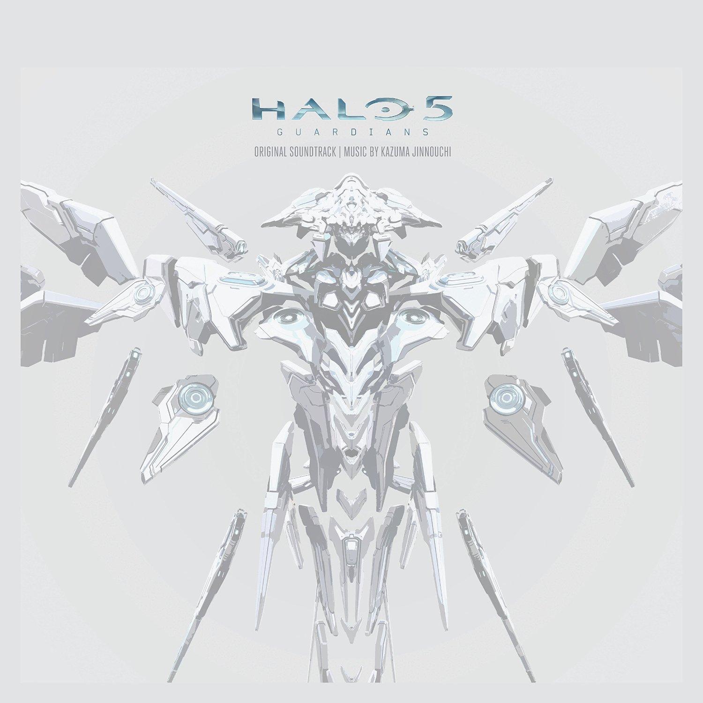 Halo Sheet Music With Lyrics: Halo 5: Guardians Original Soundtrack [Limited Edition