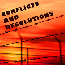 Conflicts and Resolutions. Передняя обложка. Click to zoom.