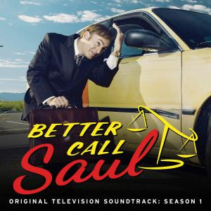 Better Call Saul Original Television Soundtrack: Season 1. Лицевая сторона. Click to zoom.