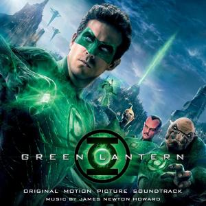 Green Lantern Original Motion Picture Soundtrack. Лицевая сторона . Click to zoom.