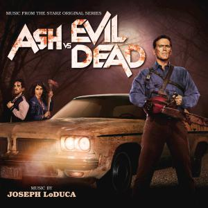 Ash vs Evil Dead Music from the Starz Original Series. Лицевая сторона. Click to zoom.