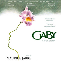 Gaby Original Motion Picture Soundtrack. Передняя обложка. Click to zoom.