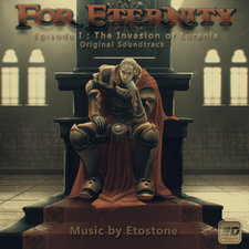 For Eternity Episode 1: The Invasion of Lurania Original Game Soundtrack. Передняя обложка. Click to zoom.