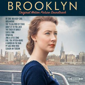 Brooklyn Music from the Motion Picture. Лицевая сторона. Click to zoom.