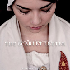 Scarlet Letter Original Motion Picture Soundtrack, The. Передняя обложка. Click to zoom.