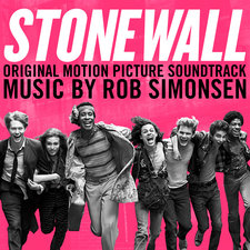 Stonewall Original Motion Picture Soundtrack. Передняя обложка. Click to zoom.