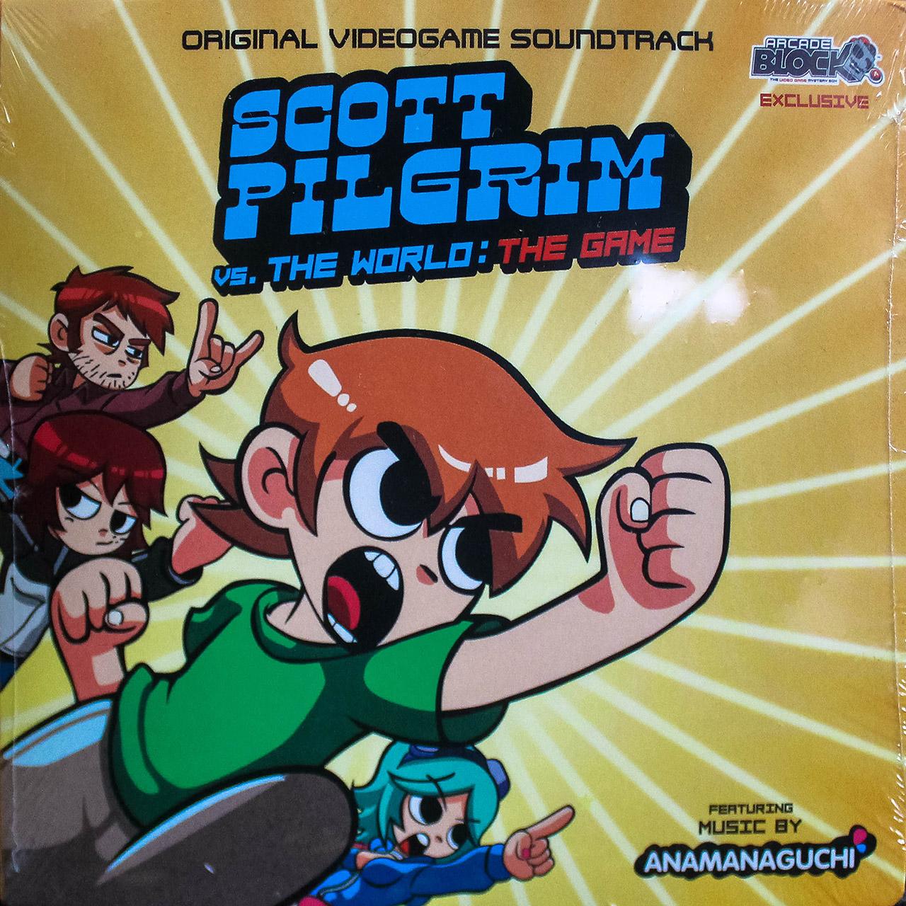 Scott Pilgrim vs. the World: The Game (Original Videogame ...