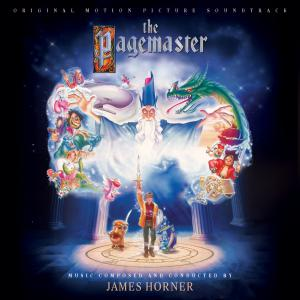 Pagemaster Original Motion Picture Soundtrack, The. Лицевая сторона. Click to zoom.