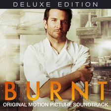 Burnt Deluxe Edition Original Motion Picture Soundtrack. Передняя обложка. Click to zoom.