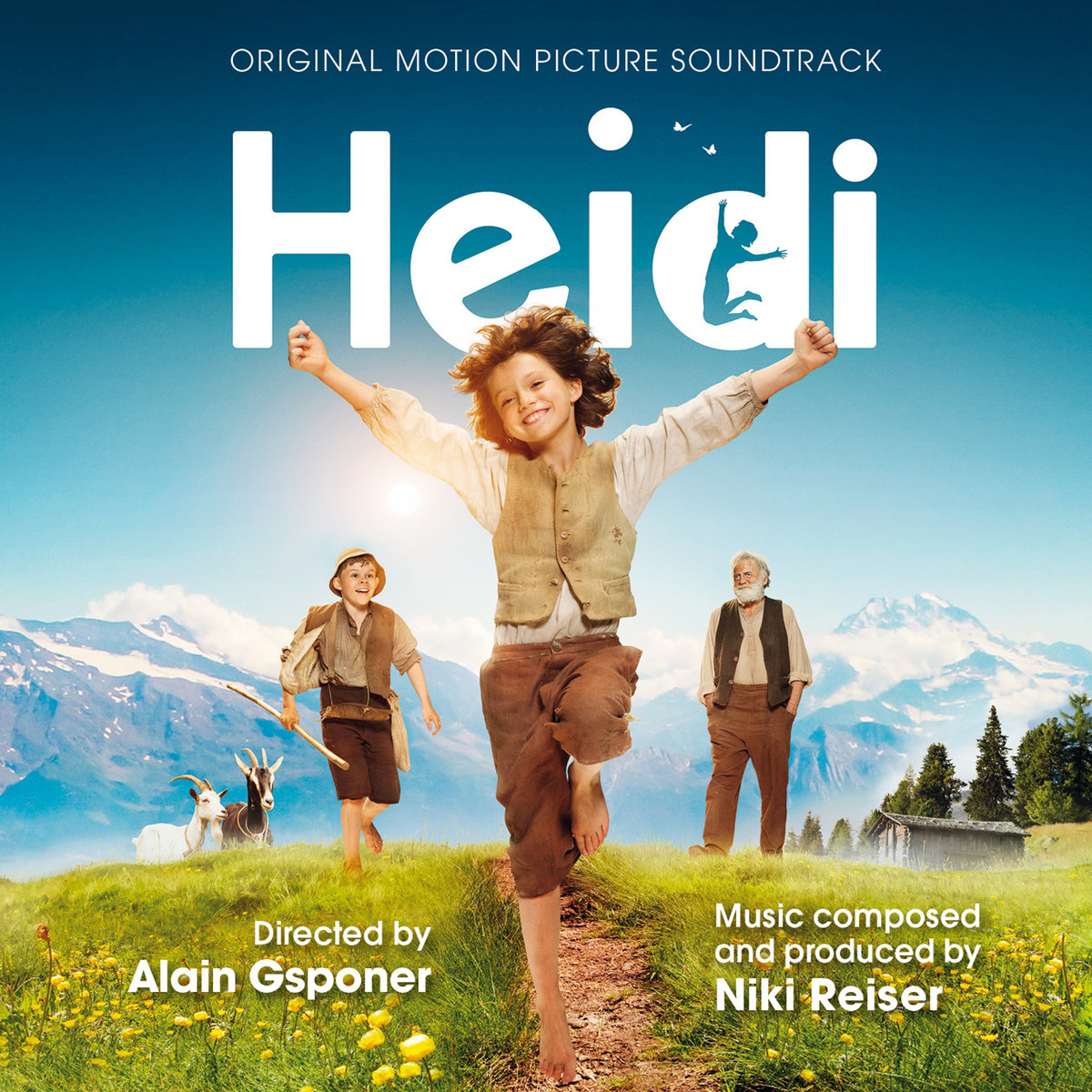 Heidi (alain gsponer's original motion picture soundtrack) | niki.