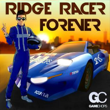 Ridge Racer Forever. Front. Click to zoom.